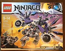 LEGO NINJAGO Nindroid Mech Dragon Set 70725 NEW SEALED 2014