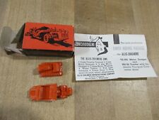 Allis Chalmers Earth Moving Package TS 300 HD 20 Miniature in original Box. (an)