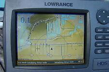 Lowrance HDS 7  GPS Chartplotter Second Gen