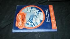 1940 SIMPLIFIED COOKING GE GENERAL ELECTRIC RECIPE COOKBOOK COOK BOOK KITCHEN