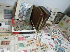 Nystamps Thousands mint used old US Stamp collection Albums in carton