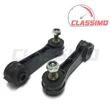 Front Anti Roll Drop Link Bars - AUDI A3 8L - all fwd models - 1996 to 2003