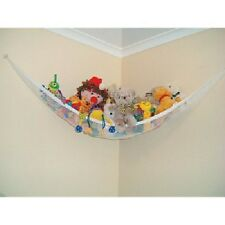 Dream Baby Jumbo Stuffed Animal Organizer Hammock Net plus Toy Chain Value Pack