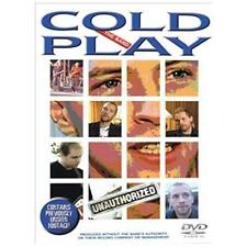 Coldplay - Unauthorized (DVD, 2004) (Music)