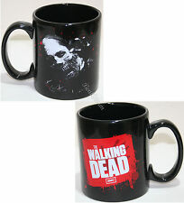 NEW AMC THE WALKING DEAD ZOMBIE TELEVISION SERIES ONE Tea Coffee Cup Mug 20 OZ.