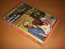 Dishonored Flesh History of Rome Hanks by Joseph Pennell, Avon #G1029, 1944, PB!