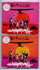 FATBOY SLIM Slash Dot Dash 2 x CD single set NEW/UNPLAYED