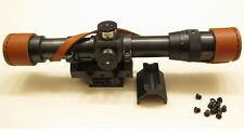 Soviet Russian Mosin nagant  91/30 PE PEM sniper scope and mount combo