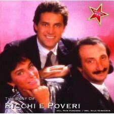 RICCHI E POVERI - THE BEST OF  CD  13 TRACKS  ITALO POP HITS / COMPILATION  NEW+