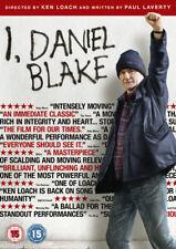 I DANIEL BLAKE.DAVE JOHNS. VGC. DVD. USED.