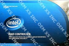 Intel RS2BL080 RAID Controller SAS/SATA 6 Gb/s,PCIe  MD2 New Retail Box