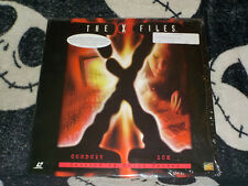 X-Files Conduit/ Ice Laserdisc LD Free Ship $30