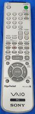 GENUINE Sony RM-GP3U VAIO PC wireless Infrared remote control GigaPocket Origina