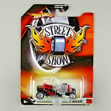Hot Wheels T-BUCKET with Real Riders 2007 STREET SHOW Series #4