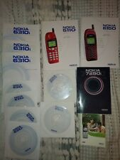 Nokia mobile phone Instruction Manuals