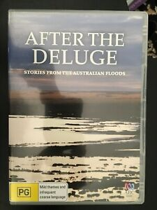 ABC FAMILY DVD: AFTER THE DELUGE ~ VGC~~STORIES FROM THE AUSTRALIAN FLOODS