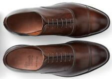 Allen Edmonds Men's Park Avenue Cap-Toe Oxfords Dark Brown 7E