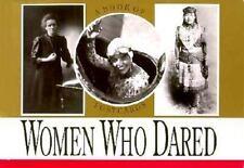 Women Who Dared: 32 Oversized Postcards, Pomegranate Art