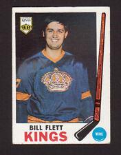 Bill Flett Los Angeles Kings 1969-70 Topps Hockey Card #102 EX