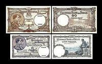 2x 5, 20 Francs - Edition 1926 - 1940 - Reproduction - B 16