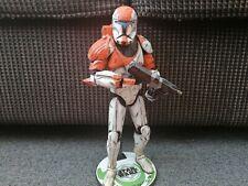 Sideshow Collectibles Star Wars Clone Trooper Commando Boss 1/6 Scale Custom