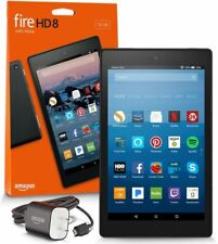 AMAZON FIRE HD 8 16GB WI-FI ALEXA 7TH GENERATION LATEST BLACK BRAND NEW SEALED!!