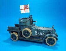 John Jenkins Designs BGC-03 Rolls Royce Armoured Car R.N.A.S. 1914