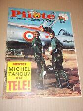 "REVUE ""PILOTE no 367"" (1966) ASTERIX / PILOTORAMA - LA BATAILLE DE LEPANTE"