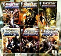 Grifter/Midnighter #1-6 Wildstorm Comics FULL SET Chuck Dixon COMPLETE SERIES NM
