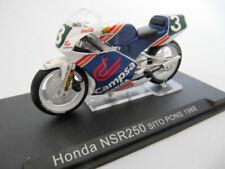 Honda NSR 250 Sito Pons 1988 Moto 1/24 Diecast DeAgostini