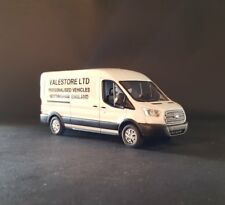 FORD TRANSIT Diecast Model Van Personalised & Customised with your name/message