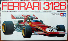 "Tamiya Racing Car Kit 1/12 Ferrari 312B - ""Tamiya Vintage Selection"""