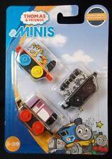 Thomas & Friends Minis Trains 3 Pack Pop Art Thomas, Classic Rosie, Camo Bertie