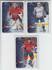 18/19 UD MVP Washington Capitals 20th Anniversary Retro 3 cards - Ovechkin +