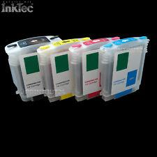 Mini CISS InkTec ® tinta Refill Ink set para HP 10 11 XL Black Yellow magenta cian