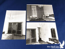 Hotel Moser Verdino AUSTRIA Room Furnishings Lot of 3 Photos Armoire WOW