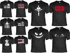 Estupenda Halloween t-shirt-divertidas Halloween t-shirt-macabra motivo t-shirts
