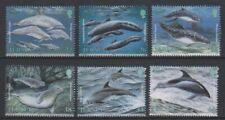 Jersey - 2000, Marine Mammals set - MNH - SG 947/52