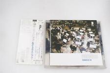 PORTISHEAD POSELAND NYC LIVE JAPAN CD OBI A14141