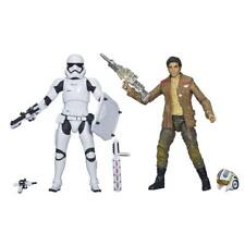 Star Wars Black Series pack figurines 2015 Poe Dameron & Stormtrooper Exclusive