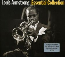 Louis Armstrong Essential Collection 3-CD NEW SEALED Jazz Mack The Knife+