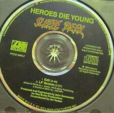 Sleeze Beez(CD Single)Heros Die Young-Atlantic-1990-VG