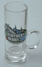 New 2000 Kentucky Derby 126 Horse Racing Cordial (with handle) Shot Glass