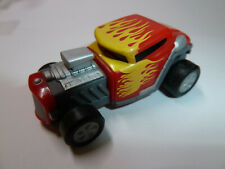 Rocket League pull-back toy car red Deuce Coupe hot rod video game merchandise!