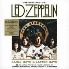 Led Zeppelin : Very Best Of, The - Early Days/latter Days CD (2003)