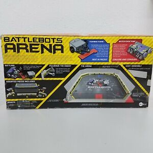 HEXBUG BattleBots Arena Witch Doctor & Tombstone, **OPEN BOX, COMPLETE SET**