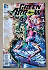 GREEN ARROW #36 1ST PRINT DC COMICS (2015) THE NEW 52