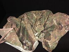 Tarnnetz Netzschal 180x80 cm Groß Sniper Schal Shemagh Multicam Tactical