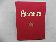 AINYAHITA en PERLES -Relié) - Mazdaznan - Otoman-Zar-Adusht-Hanish Spiritualité