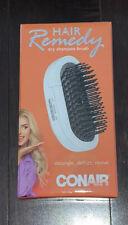 NEW Conair Hair Remedy Dry Shampoo Brush Detangle Defrizz Revive Ion Massage NIB